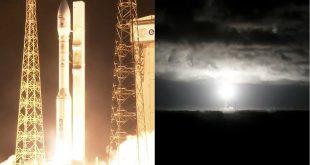 ناکام ماندن موشک ماهوارهبر Vega در پرتاب ماهواره اماراتی