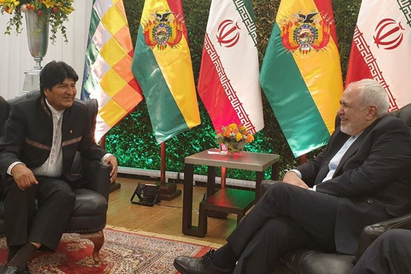 ادعای نشریه انگلیسی در مورد تمایل بولیوی برای خرید پهپادهای ایرانی