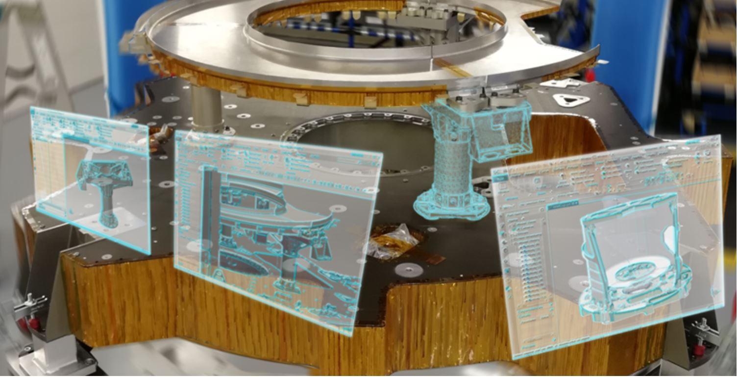 همکاری زیمنس و سوناکا با سازمان فضایی اروپا در ساخت لایهای