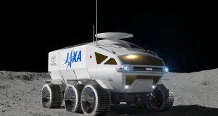 توافق نامه تویوتا و آژانس اکتشافات فضایی ژاپن برای توسعه مشترک یک ماهنورد