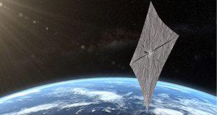 ارسال اولین سیگنال از LightSail2 طی پرواز آزمایشی