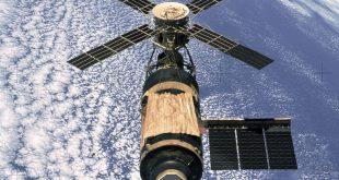 11 جولای 1979 سالگرد بازگشت اولین ایستگاه فضایی به زمین