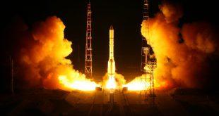 روسیه چهارمین و آخرین ماهواره مخابراتی نظامی Blagovest را به فضا فرستاد