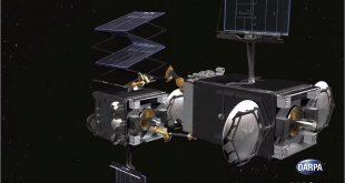 """دارپا """"DARPA"""" در حال بررسی شرکای جدید در پروژه ربات تعمیرکار فضایی"""