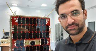 رد شایعه انفجار ماهواره ناهید توسط وزیر ارتباطات و فناوری اطلاعات