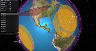 معرفی سرویس تجاری ردیابی ماهواره توسط LeoLabs
