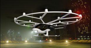 """جدیدترین تاکسی هوایی شرکت """"ولوکوپتر"""" مجوز ایمنی را کسب کرد"""