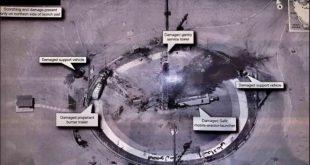 ترس از لو رفتن اسرار نظامی ماهواره جاسوسی آمریکا با توییت ترامپ در مورد ایران