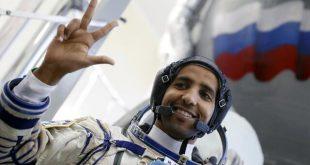 ایستگاه فضایی بینالمللی میزبان نخستین شهروند اماراتی شد