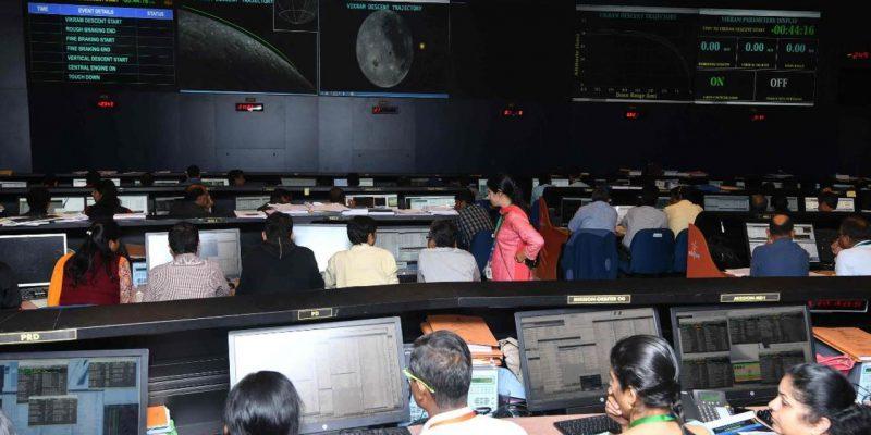تلاش جسورانه هند برای فرود موفق بر روی ماه در پروژه Chandrayaan-2