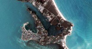 استفاده نقشه ماهیگیری SiriusXM از دادههای اقیانوسشناسی Maxar