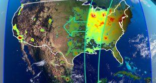 نصب سنسور آلودگی هوای ناسا بر روی ماهواره های تجاری توسط Maxar