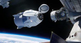 """پرتاب فضاپیمای سرنشیندار """"دراگون"""" شرکت """"اسپیس ایکس"""" در آیندهای نزدیک"""