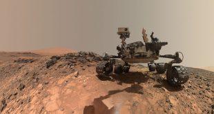 مریخنورد کنجکاوی شواهدی از وجود نقاط سرسبز در گذشته مریخ کشف کرده است