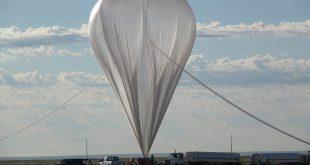 ارسال تلسکوپ جدید ناسا به بالاترین نقطه جو زمین به کمک یک بالن