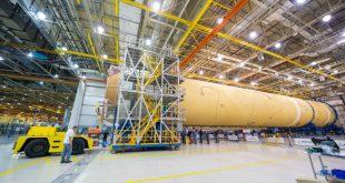 """ناسا طی قراردادی ایجاد ۱۰ مرحله اصلی موشک """"SLS"""" را به بوئینگ سپرد"""