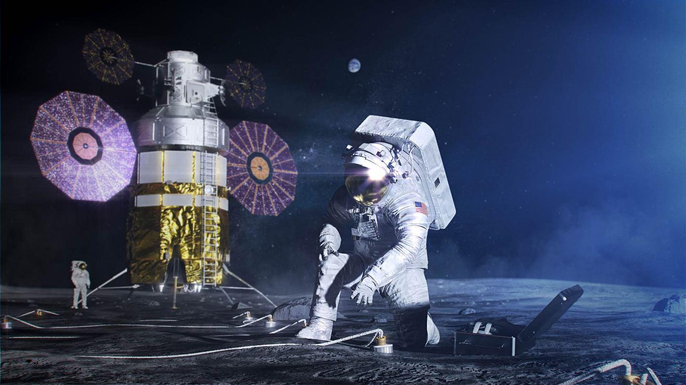 """طرح مفهومی نسل جدید لباسهای فضایی ناسا برای ماموریت """"آرتمیس"""""""
