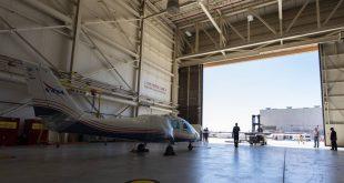 """آزمایش پرواز نخستین هواپیمای تمام الکتریکی ناسا موسوم به """"ایکس- 57 مکسول"""""""
