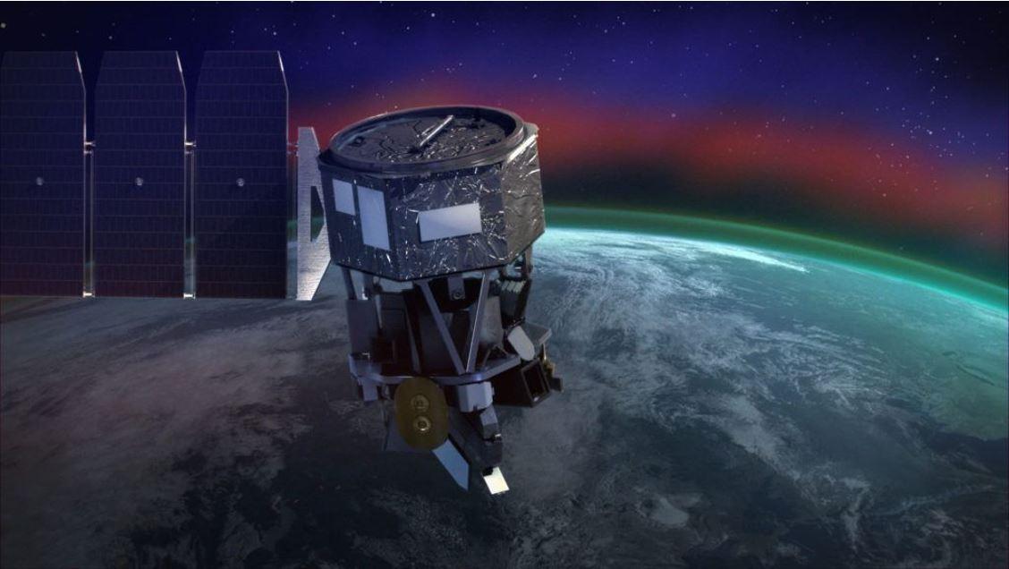 پرتاب ماهواره هواشناسی ICON به منظور مطالعات یونوسفری پس از تاخیر طولانی