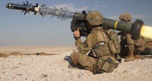 تایید فروش ۱۵۰ فروند موشک ضدتانک «جاولین» آمریکا به اوکراین