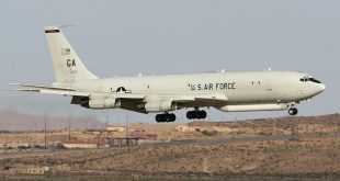 جاسوسی آمریکایی ها از کره شمالی، با هواپیمای جاسوسی مدل «یی ۸ سی»