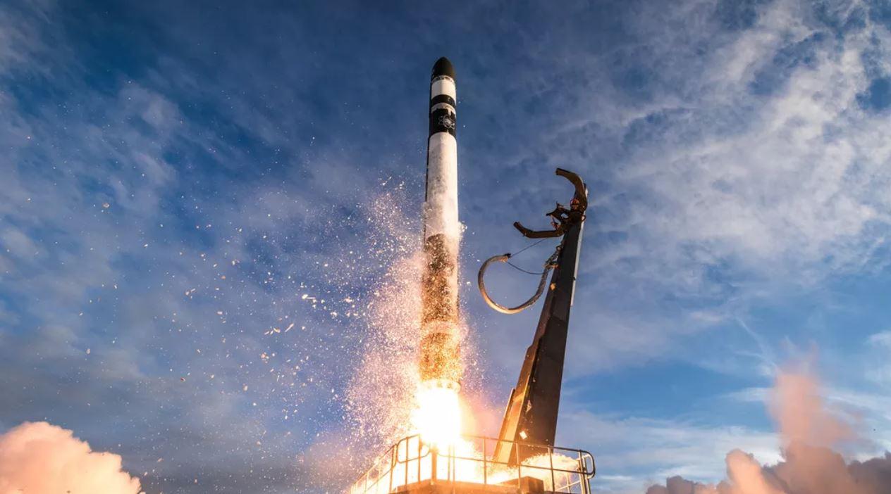 راکت لب قصد دارد با پرتاب یک موشک الکترون فناوری بازیافت موشک را آزمایش کند