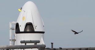 سیستم چتر نجات کپسول «کرو دراگون» شرکت اسپیس ایکس 13 بار آزمایش شد