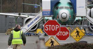 بویینگ اعلام کرد، تولید هواپیمای ۷۳۷ مکس را متوقف می کند
