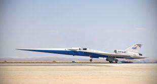 """هواپیمای مافوق صوت ناسا، موسوم به """"X-۵۹"""" مجوز مونتاژ نهایی گرفت"""