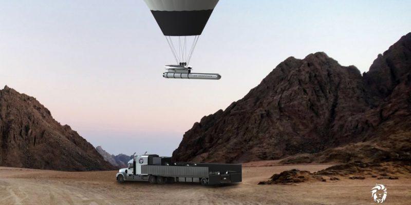 استارتآپ فضایی و برنامه پرتاب کیوبستها با موشکهای مستقر در زیر بالون