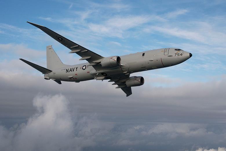 گسترش بازار بین المللی بوئینگ P-8