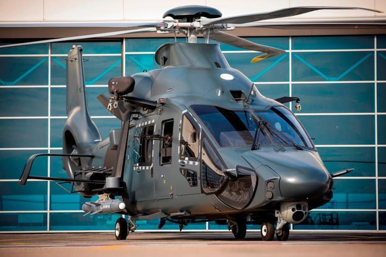 استفاده از هلیکوپتر H160 توسط نیروی دریایی فرانسه
