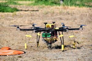جایزه پانصد هزار دلاری Dropcopter در مسابقه Grow-NY