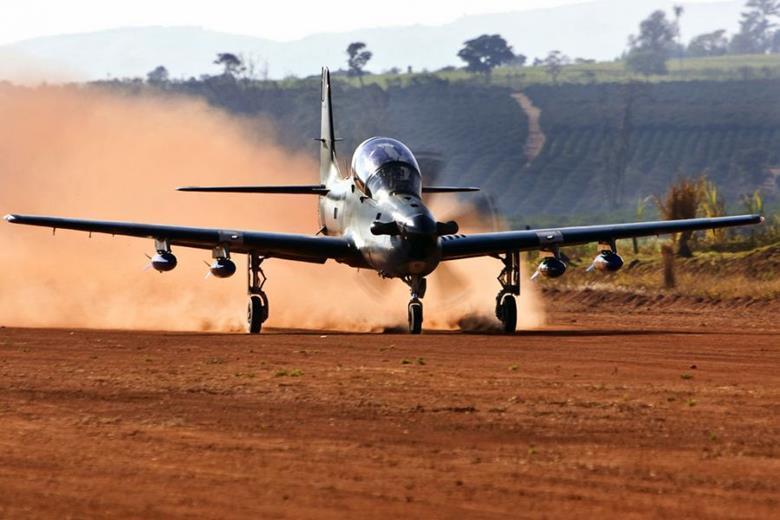 خرید دو فروند هواپیمای جنگی سبک A-29 توسط نیروی هوایی ایالات متحده