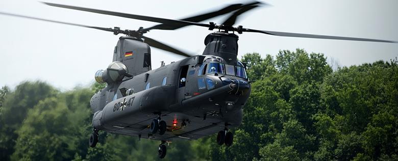 ادامه تولید بوئینگ CH-47 تا سال ۲۰۲۵
