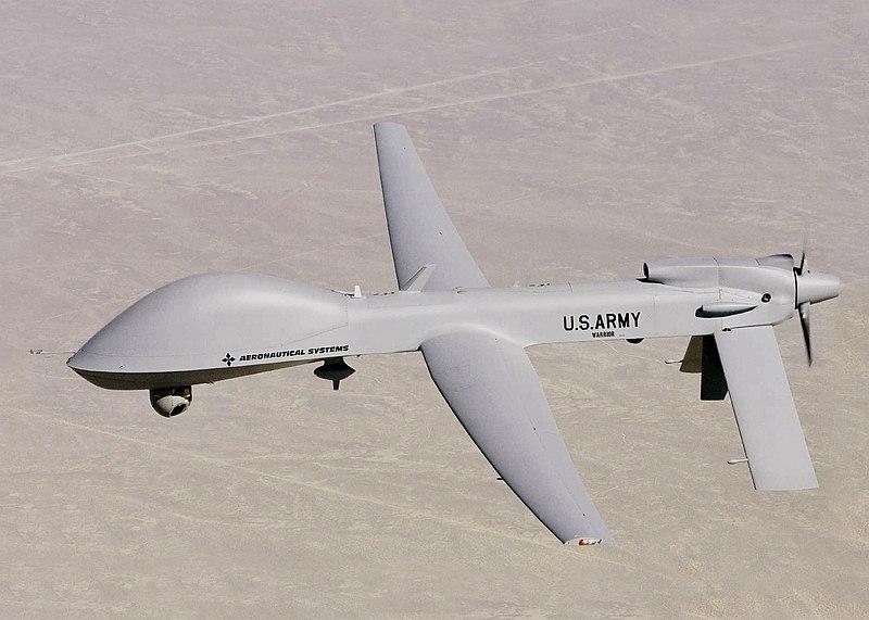 تامین سیستمهای پیشرفته SATCOM برای پهپاد MQ-1C ارتش ایالات متحده