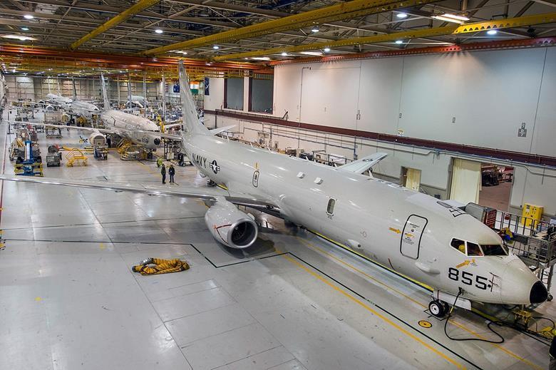 بوئینگ در سه ماهه اول سال ۲۰۲۰، هواپیماهای نظامی کمتری تحویل میدهد