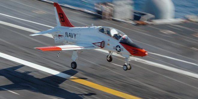 آغاز جستجوی نیروی دریایی آمریکا برای جت آموزشی جدید و جایگزین T-45