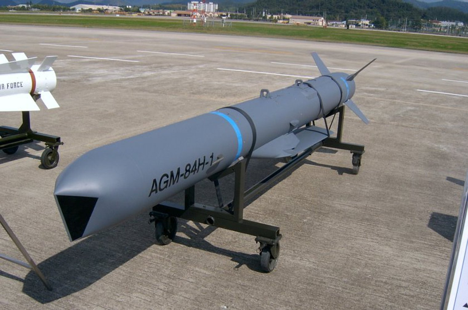 خرید تسلیحات موشکی SLAM ER توسط عربستان، این بخش از شرکت بوئینگ را مجددا فعال نمود