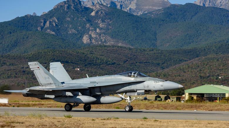 تعویق در رقابت جنگنده نیروی هوایی سلطنتی کانادا به دلیل ویروس کرونا