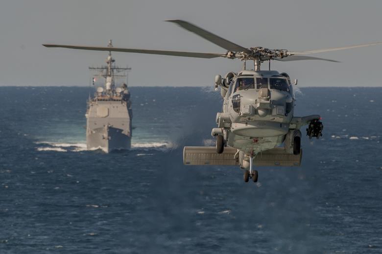 قرارداد ۹۰۵ میلیون دلاری شرکت Sikorsky برای ۲۴ فروند هلیکوپتر ضد زیردریایی MH-60R با نیروی دریایی هند