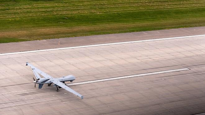 قابلیت جدید برخاست و فرود خودکار پهپاد MQ-9A Reaper