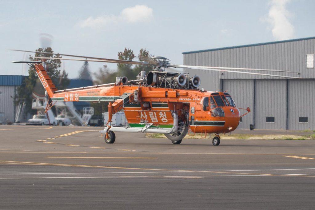 جزئیات بیشتر در مورد قراردادهای ۹۰ روزهی ۳۶ فروند هلیکوپتر آتشنشانی