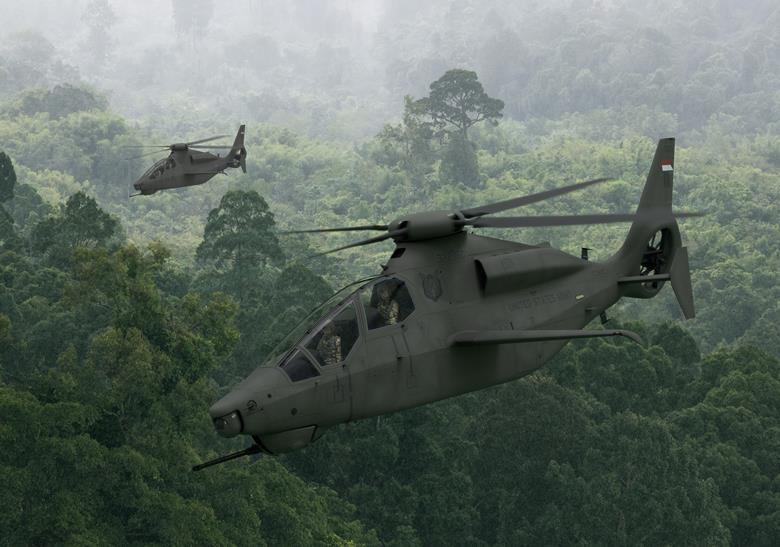 رونمایی شرکت بل از هلیکوپتر جدید Bell 360 Invictus