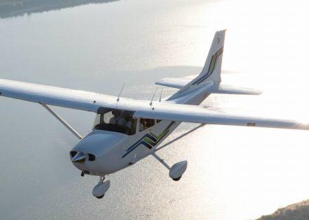 ۶۵ ساله شدن پرواز هواپیمای Skyhawk 172 شرکت سسنا