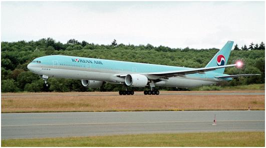 KAMCO ممکن است باخرید هواپیما به تأمین نقدینگی شرکت Korean Air کمک نماید
