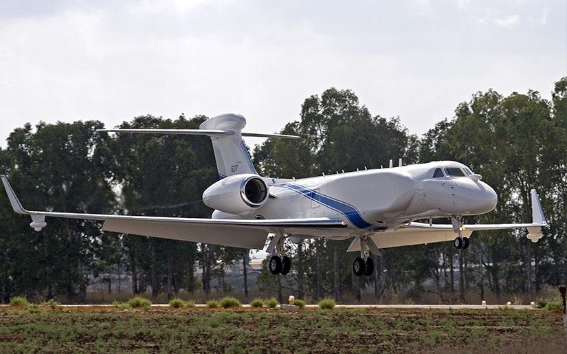 امضای یک قرارداد ۳۵۰ میلیون دلاری برای هواپیماهای مأموریت ویژه توسط IAI