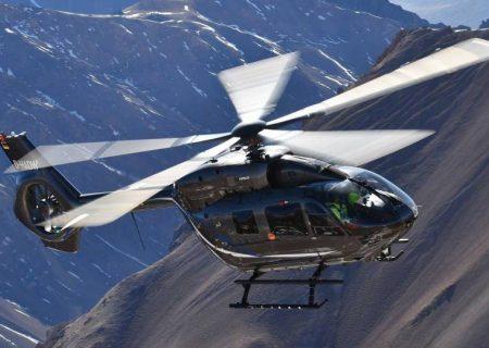 تایید هلیکوپتر پنج پره ایرباس توسط EASA