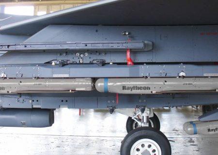 نصب تسلیحات StormBreaker بر روی هواپیمای Super HornetC