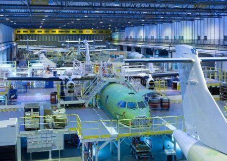 ATR تولید هواپیماهای منطقهای را به نصف کاهش داده است